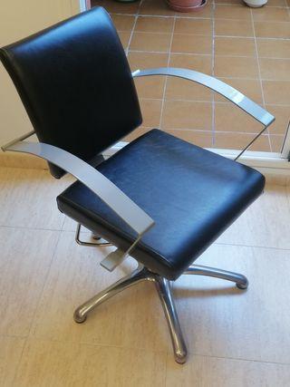 sillón hidráulico
