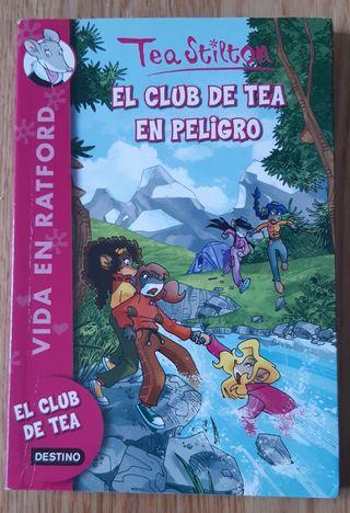 El club de Tea en peligro