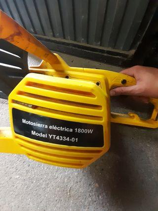 Motosierra Electrica