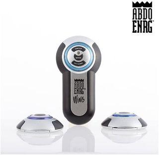 Electroestimulador,Unisex Adulto,Azul,Talla Única