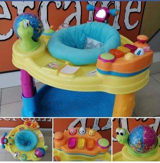 Mesa de juegos juguete bebé