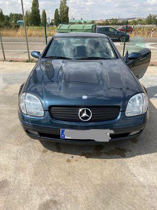 Mercedes-Benz SLK 1997
