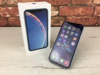Móvil libre Apple iPhone XR 64GB Blue