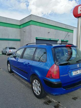 Peugeot 307 1.6 110cv gasolina 2004