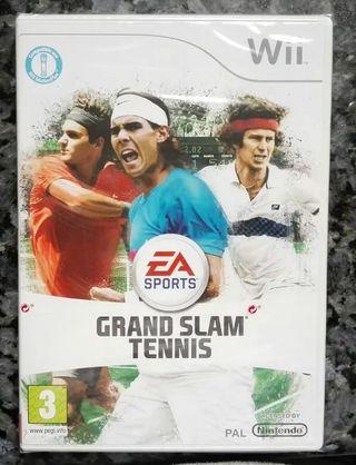 EA SPORTS Grand Slam. NUEVO sin desprecintar
