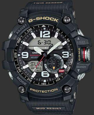 CASIO G-SHOCK MUDMASTER GG-1000-1A