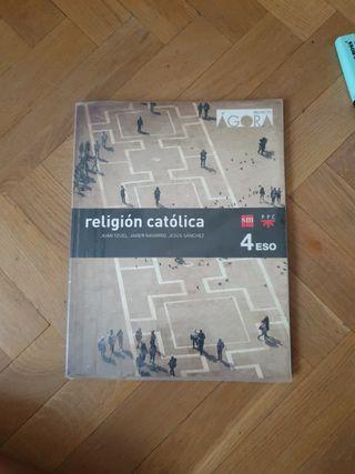 libro de religión 4 eso