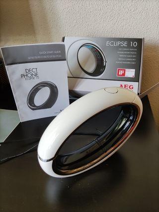 Teléfono inalámbrico AEG Eclipse 10