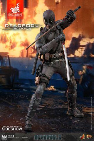 Deadpool Dusty Figura 1/6 Marvel Hot Toys