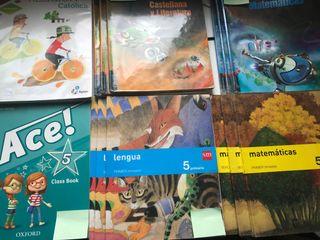 Libros 5 primaria