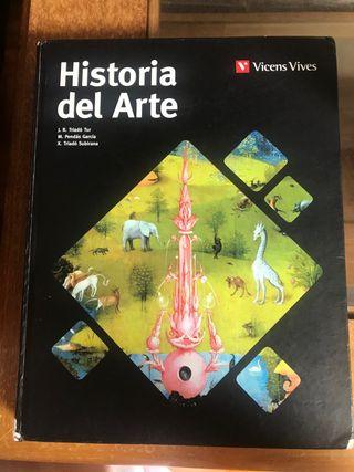 Libro historia del arte Vicens Vives
