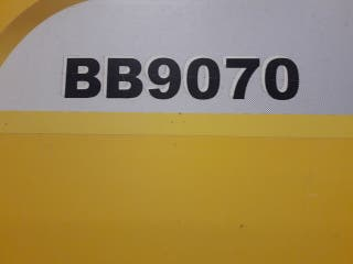 EMPACADORA NEW HOLLAND BB9070