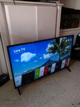 SMART TV LG UHD 4K 50