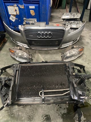 Audi b7 frente