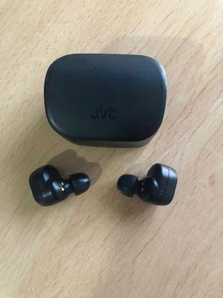 Auriculares inhalambricos JVC