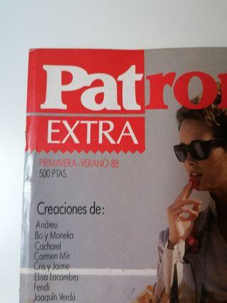 Revista Patrones n. 30. Envío 1 euro ENVIOSBIEN