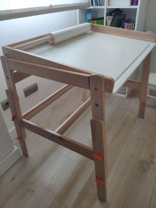 Pupitre FLISAT IKEA