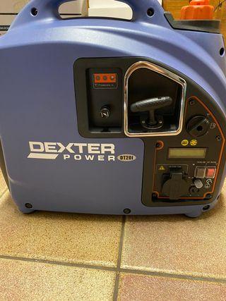 Generador electrico inverter 1600-2000w