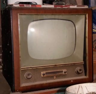 Televisión Philip años 50-60