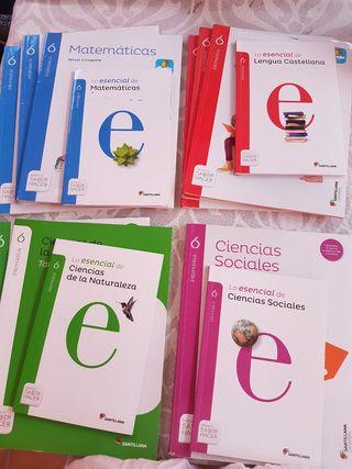 Libros 6° de primaria