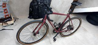 Bici gravel talla XL