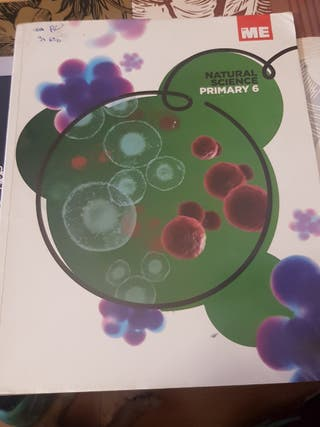 natural science 6 primaria