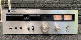Pletina de Cassette Technics año 1973