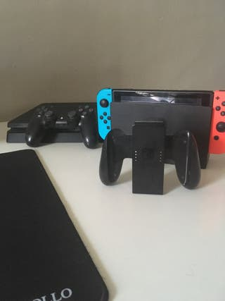 PACK NINTENDO SWITCH Y PS4