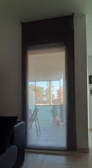 3 estoras / cortinas