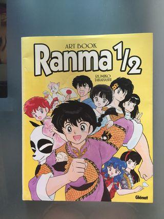RANMA 1/2 ART BOOK - TOMO GLENAT