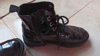 botas de mickey mouse