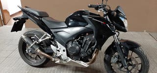 HONDA CB 500 F ABS 2013 Impecable