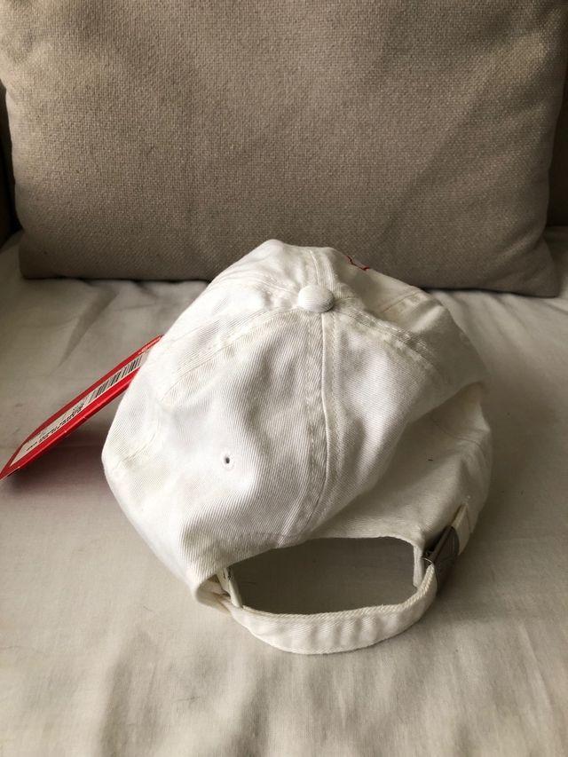 Gorra Puma blanca nueva