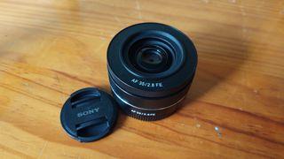 Objetivo Samyang 35mm para Sony e-mount