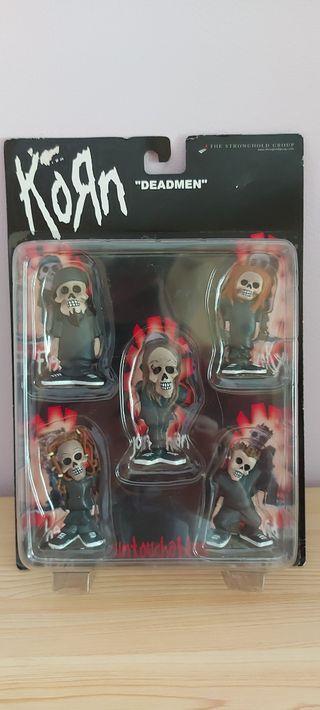 Figuras grupo Korn