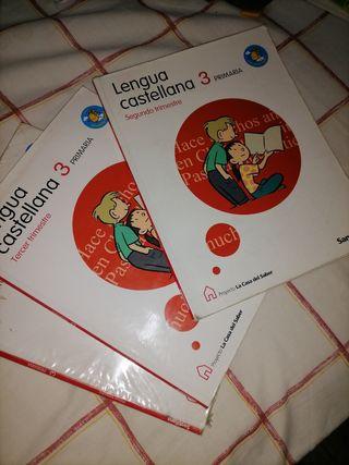libros de lengua 3 primaria