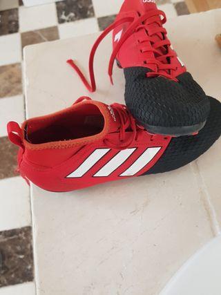 zapatillas adidas rojas talla 37
