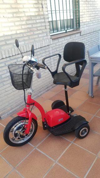 scooter eléctrico ciclotek patinete eléctrico
