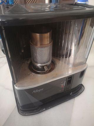 estufa parafina