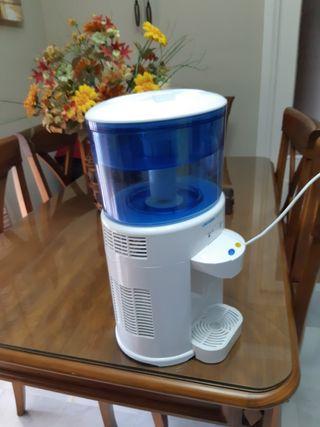 dispensador de agua fria
