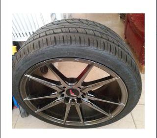 ruedas 18, 114.3 nuevas