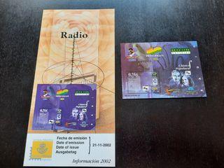 Radio Programas Sello Oficial 2002