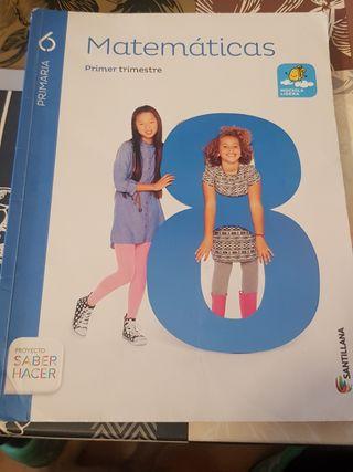 matematicas 6 de primaria