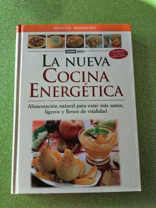 """""""La nueva cocina energética"""", Montse Bradford"""