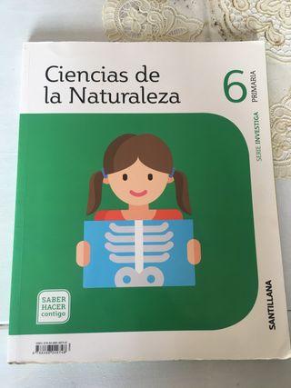 Libro 6 primaria