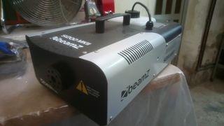 Maquina Humo BEAMZ S1200 MKII