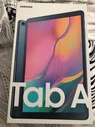 Samsung Galaxy Tab A - Tablet abierta