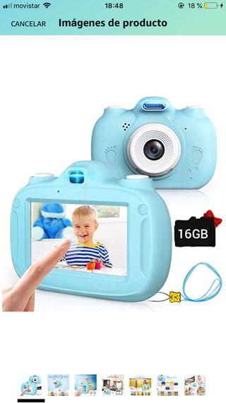 Camara de fotos niños NUEVA