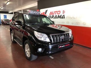 Land Cruiser 3.0 D4D VXL AUTO