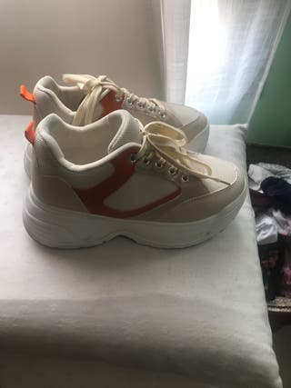 Zapatillas plataforma